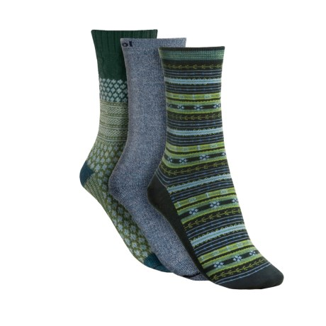 SmartWool Ultra Comfy Trio Gift Pack - Merino Wool, 3-Pack (For Women)