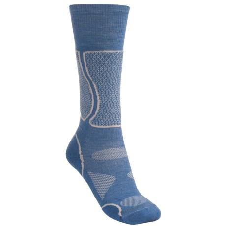 SmartWool PhD V2 Light Cushion Snowboard Socks - Merino Wool, Over the Calf (For Women)