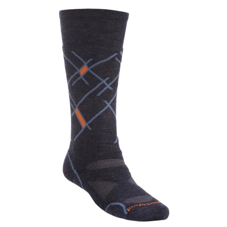 SmartWool PhD Snowboard Medium Socks - Merino Wool (For Men and Women)