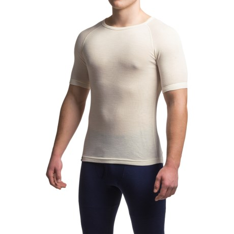 Ibex Woolies 1 Base Layer Top - Merino Wool, Short Sleeve (For Men)