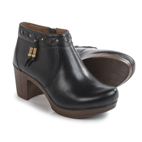 Dansko Dabney Ankle Boots - Leather (For Women)