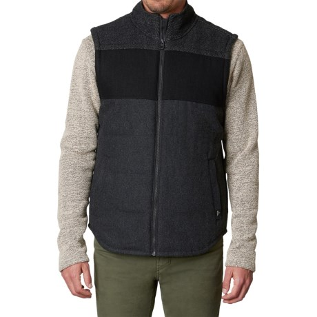 prAna Wooley Vest - Insulated (For Men)