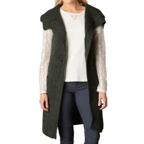 prAna Thalia Sweater Vest (For Women)
