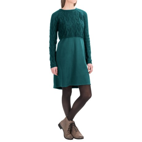 prAna Everly Dress with Cropped Sweater (For Women)