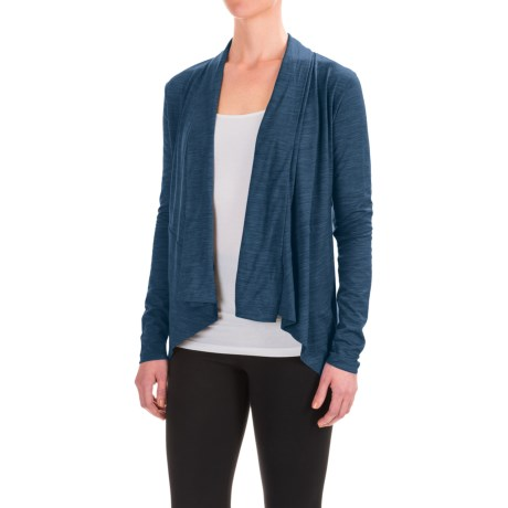 Ibex Cascade Cardigan Sweater - Merino Wool (For Women)