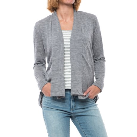 Ibex Cascade Cardigan Sweater - Merino Wool (For Women)