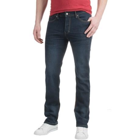 Mott and Grand Mott & Grand Stretch Jeans - Slim Fit, Straight Leg (For Men)