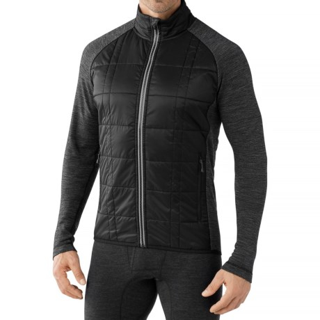 SmartWool Double Propulsion 60 Jacket - Merino Wool (For Men)