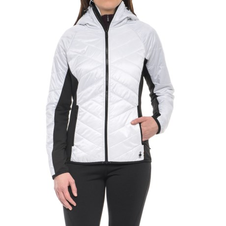 SmartWool Double Corbet 120 Hooded Jacket - Merino Wool, Insulated (For Women)