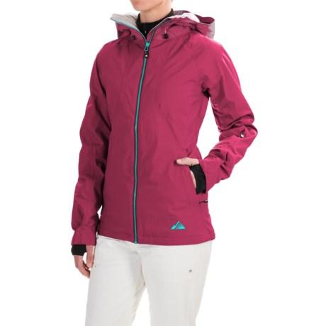 Strafe Silver Queen Ski Jacket - Waterproof, Insulated (For Women)