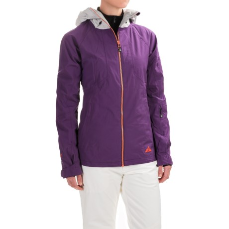 Strafe Silver Queen Ski Jacket - Waterproof, Insulated (For Women)