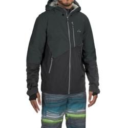 Strafe Exhibition Polartec® Ski Jacket - Waterproof, Insulated (For Men)