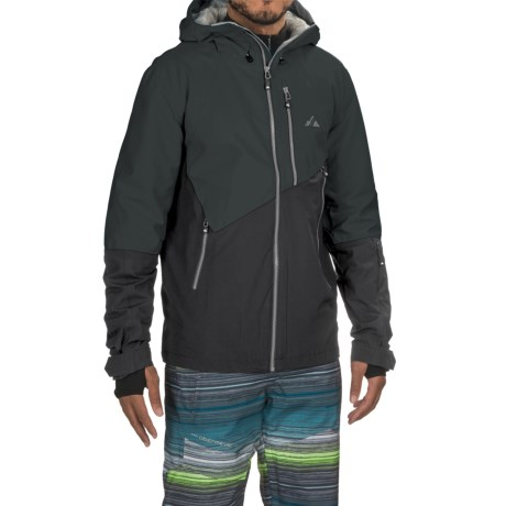 Strafe Exhibition Polartec® Ski Jacket - Waterproof, Insulated (For Men)