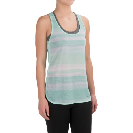 Brooks Ghost Racerback Running Shirt - Sleeveless (For Women)