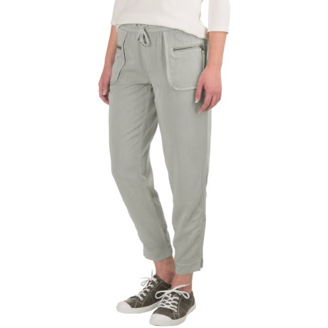 Marrakech Cabo Cropped Joggers (For Women)