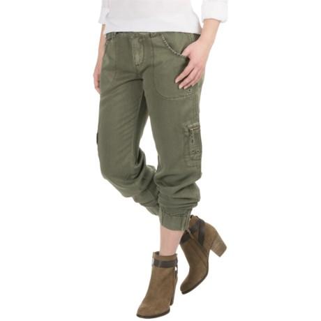Marrakech Deidre Belted Cargo Pants (For Women)