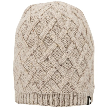 Black Diamond Equipment Karina Beanie - Merino Wool-Alpaca, Fleece Lined (For Men and Women)