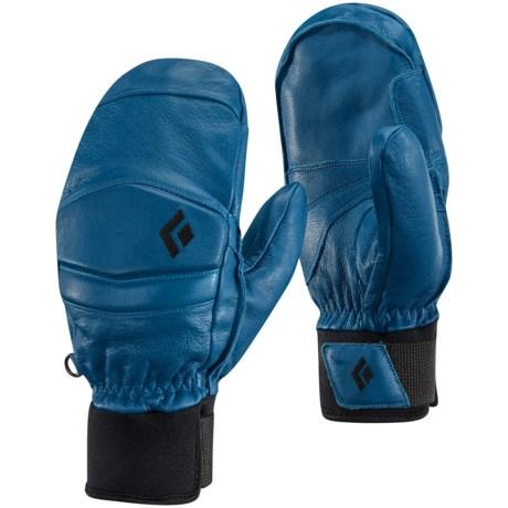 Black Diamond Equipment Spark Mitts PrimaLoft® Mittens - Waterproof, Leather