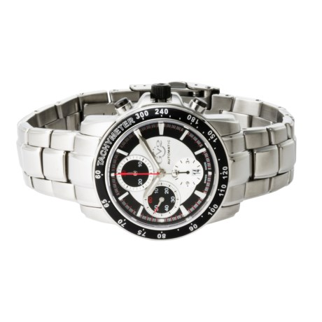 GV2 by Gevril Explorer Automatic Chronograph Watch