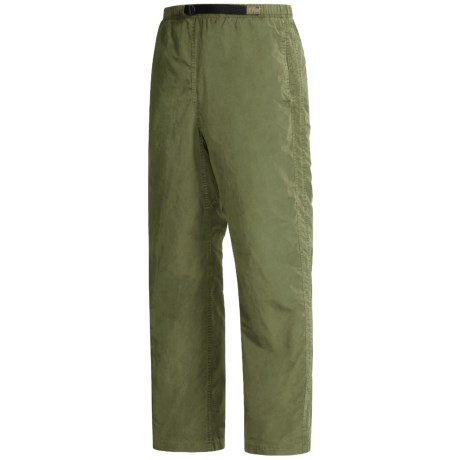Gramicci Original G Quick-Dry Pants - Nylon (For Men)
