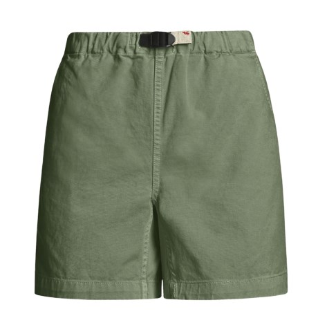 Gramicci Original G Shorts - Cotton Twill (For Women)