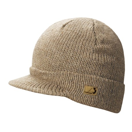 Jacob Ash EcoRaggs® Wool Jeep Cap (For Men and Women)