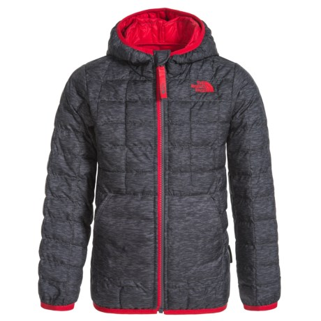 The North Face Thermoball Hooded Jacket - Insulated, Reversible (For Toddlers)