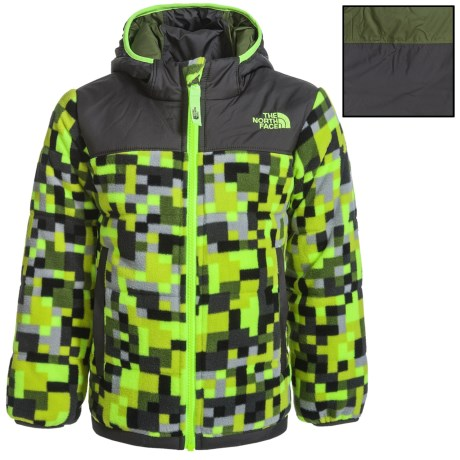 The North Face True or False Reversible Jacket (For Toddler Boys)