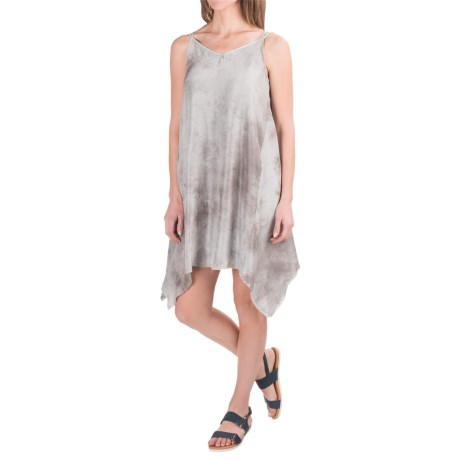 Marrakech Seychelles Slip Dress - Silk, Sleeveless (For Women)