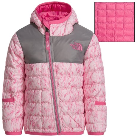 The North Face Reversible ThermoBall® Hooded Jacket - Insulated (For Infants)