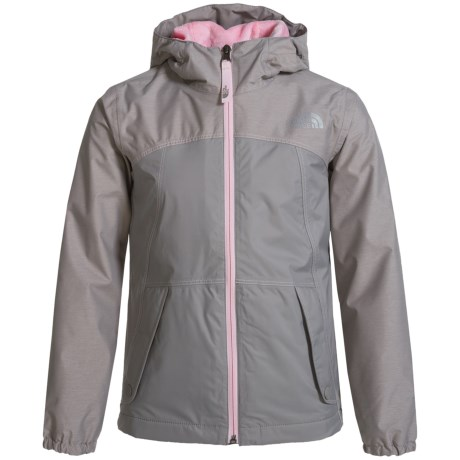 The North Face Warm Storm Jacket - Waterproof, Fleece Lined (For Little and Big Girls)
