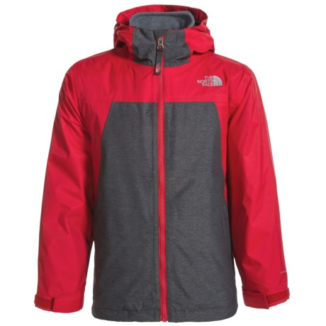 The North Face ThermoBall® Triclimate® Jacket - Waterproof, Insulated, 3-in-1 (For Little and Big Boys)