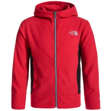The North Face Glacier Fleece Hoodie - Full Zip (For Little and Big Boys)