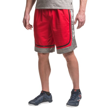 "Reebok Burpee 10.5"" Shorts (For Men)"