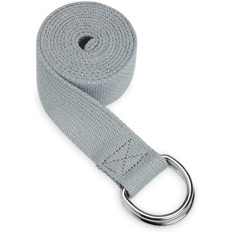 Gaiam Yoga Strap - 8'