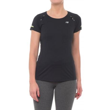 New Balance NB Ice Shirt - Short Sleeve (For Women)
