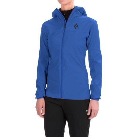 Black Diamond Equipment Alpine Start Hoodie Jacket (For Women)