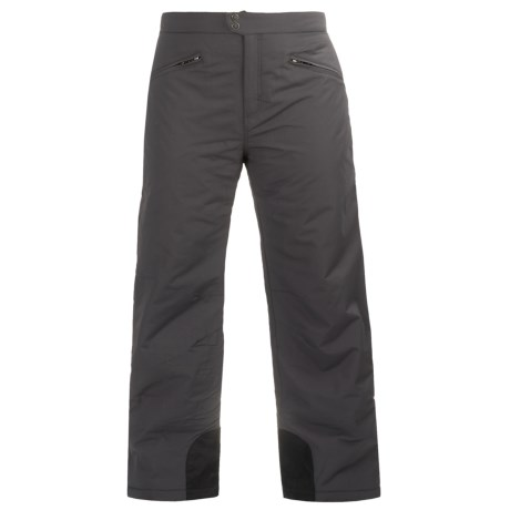 White Sierra Toboggan Snow Pants - Insulated (For Plus Size Women)