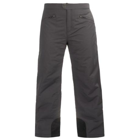 White Sierra Toboggan Snow Pants - Insulated (For Plus Size Women)