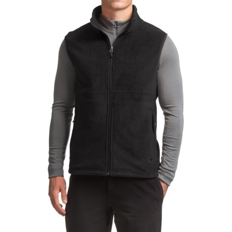 White Sierra Homewood Fleece Vest (For Men)