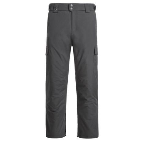 White Sierra Zephyr Snow Pants - Insulated (For Men)
