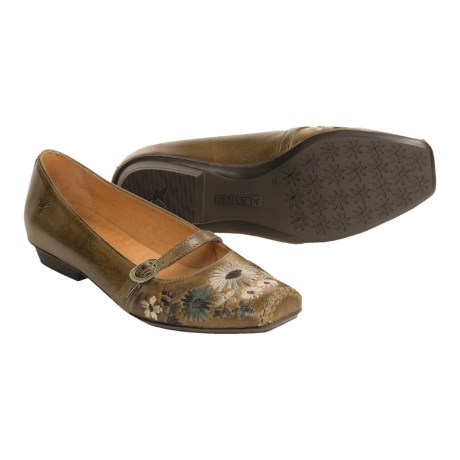 Pikolinos Chipre Mary Jane Shoes - Leather (For Women)