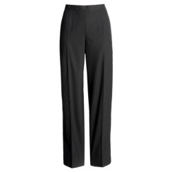 Austin Reed Stretch Gab Pants - Nicole Fit, Stitch Detail (For Women)