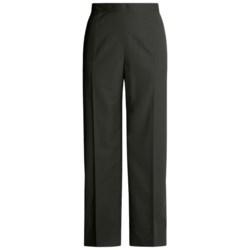 Austin Reed Jennifer Fit Pants - Stretch Gab, Seam Detail (For Women)