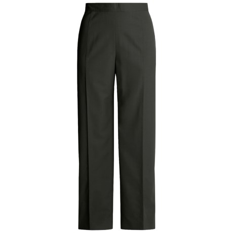 Austin Reed Jennifer Fit Pants - Stretch Gab, Seam Detail (For Women)