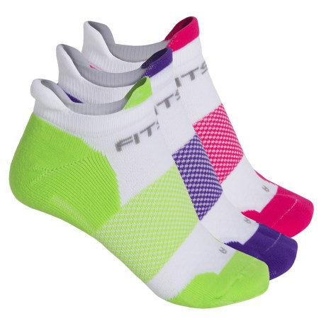 FITSOK Fitsok F4 High-Performance Running Socks - 3-Pack, Below the Ankle (For Women)