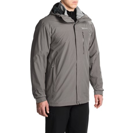 Marmot MemBrain® Ramble Component Hooded Jacket - Waterproof, 3-in-1 (For Men)