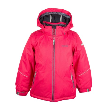 Kamik Aria Solid Jacket - Insulated (For Big Girls)