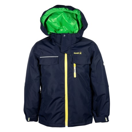 Kamik Sawyer Down Jacket - Waterproof, 3-in-1 (For Toddler Boys)
