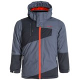 Kamik Rudy Color-Block Jacket - Insulated (For Toddler Boys)